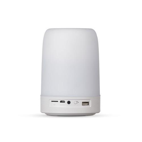 Caixa de Som Multimídia com Luminária Personalizada