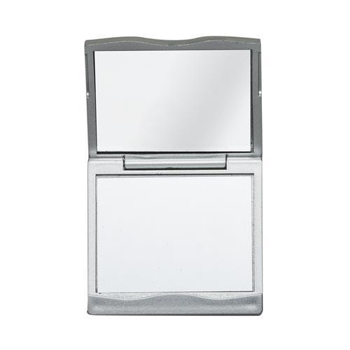 Espelho Duplo com Aumento Personalizado