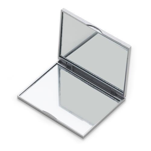 Espelho de Bolsa Duplo sem Aumento Personalizado