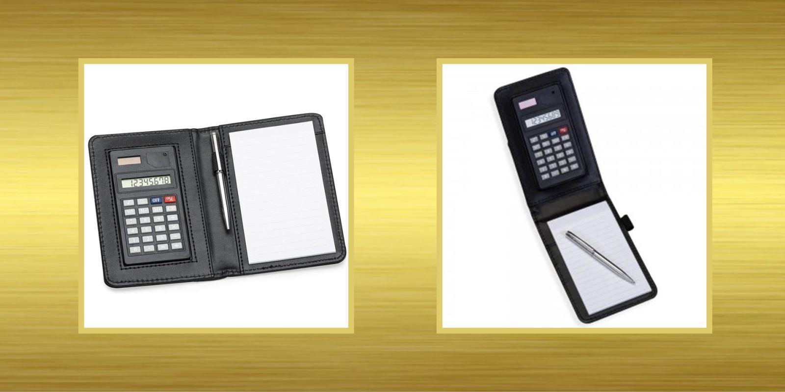 Bloco com Calculadora Personalizado