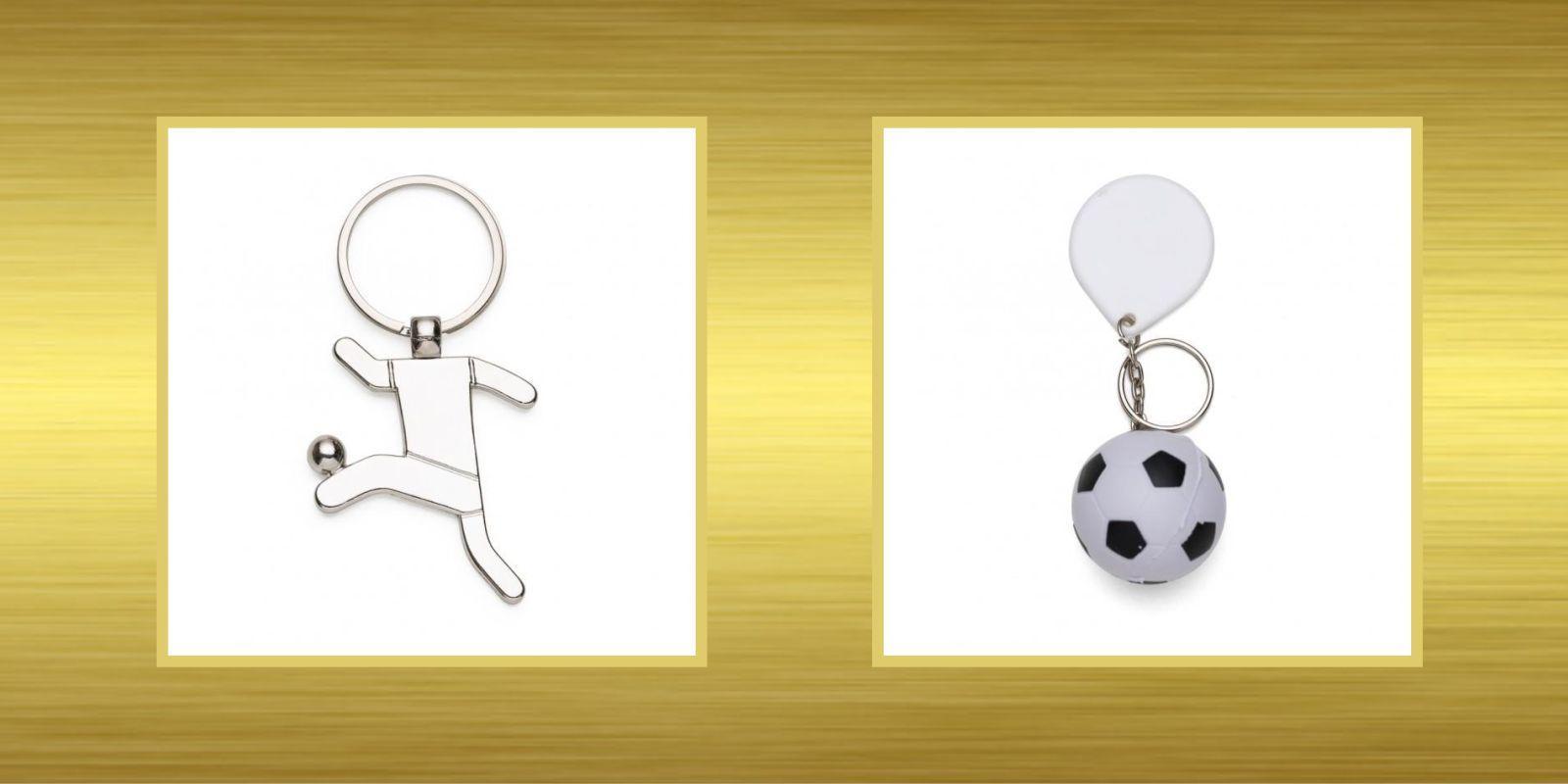 Chaveiro Futebol Personalizado