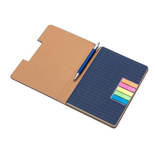 Caderno com Autoadesivos Personalizado