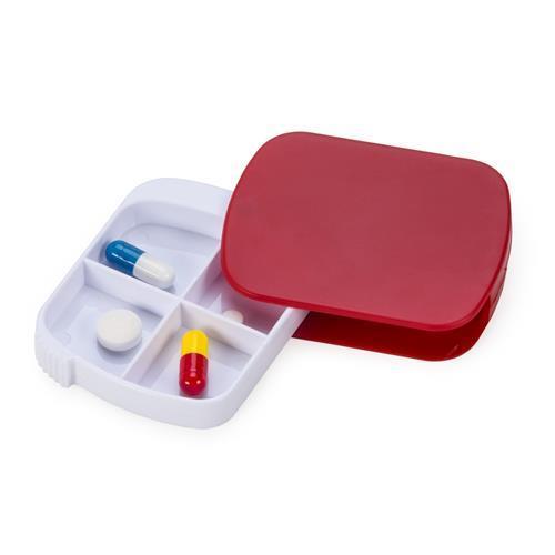 Porta Comprimido em Plástico Personalizado