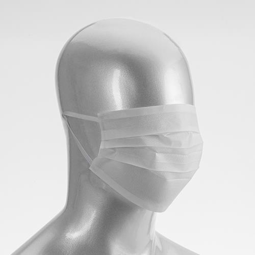 Máscara Descartável SMS Camada Tripla