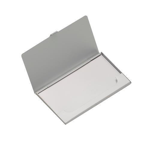 Porta Cartão Alumínio Personalizado