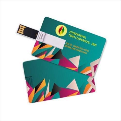 Pen Drive Cartão Personalizado