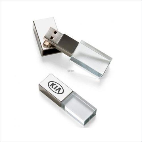 Pen Drive Vidro Personalizado