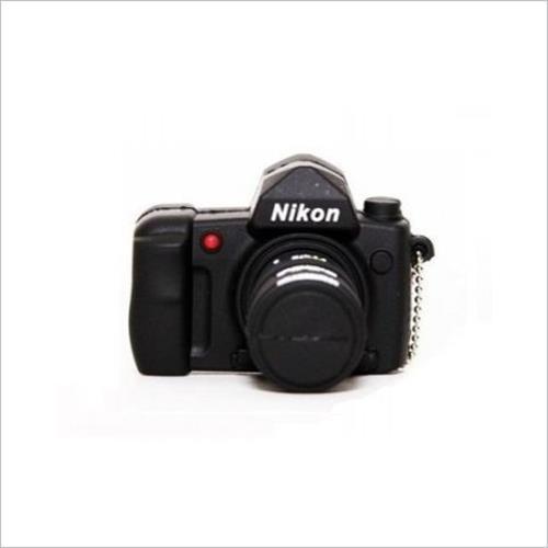 Pen Drive Modelo Câmera