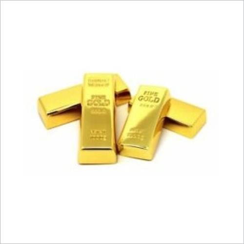Pen Drive Barra de Ouro Personalizado